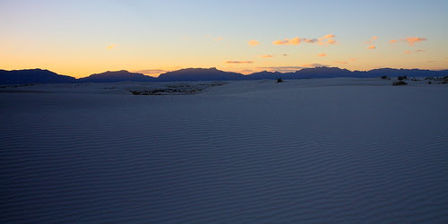 IMG_1504 White Sands @ Sunset