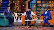 The Kapil Sharma Show • Ravi Kishan • Manoj Tiwari • Sony Entertainment Television • Bhojpuri language • Bharti Singh