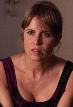Kim Dickens as 'Cassidy' from LOST