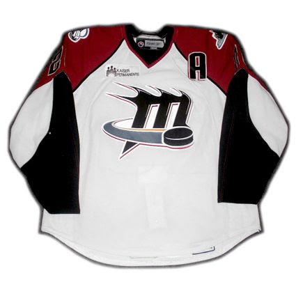 Lake Erie Monsters 08-09 jersey, Lake Erie Monsters 08-09 jersey