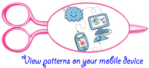 View patterns on your mobile device