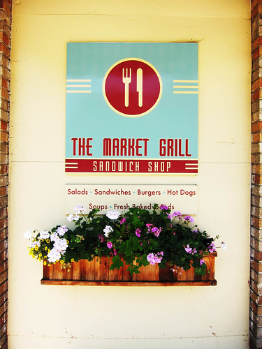 Lunch at The Market Grill