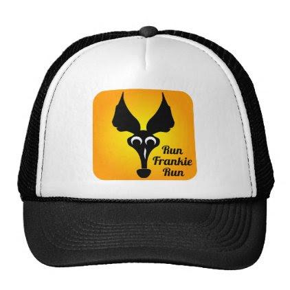 Run Frankie Run Icon Trucker Hat