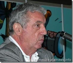 Sergio Bonelli 2003 - foto Goria