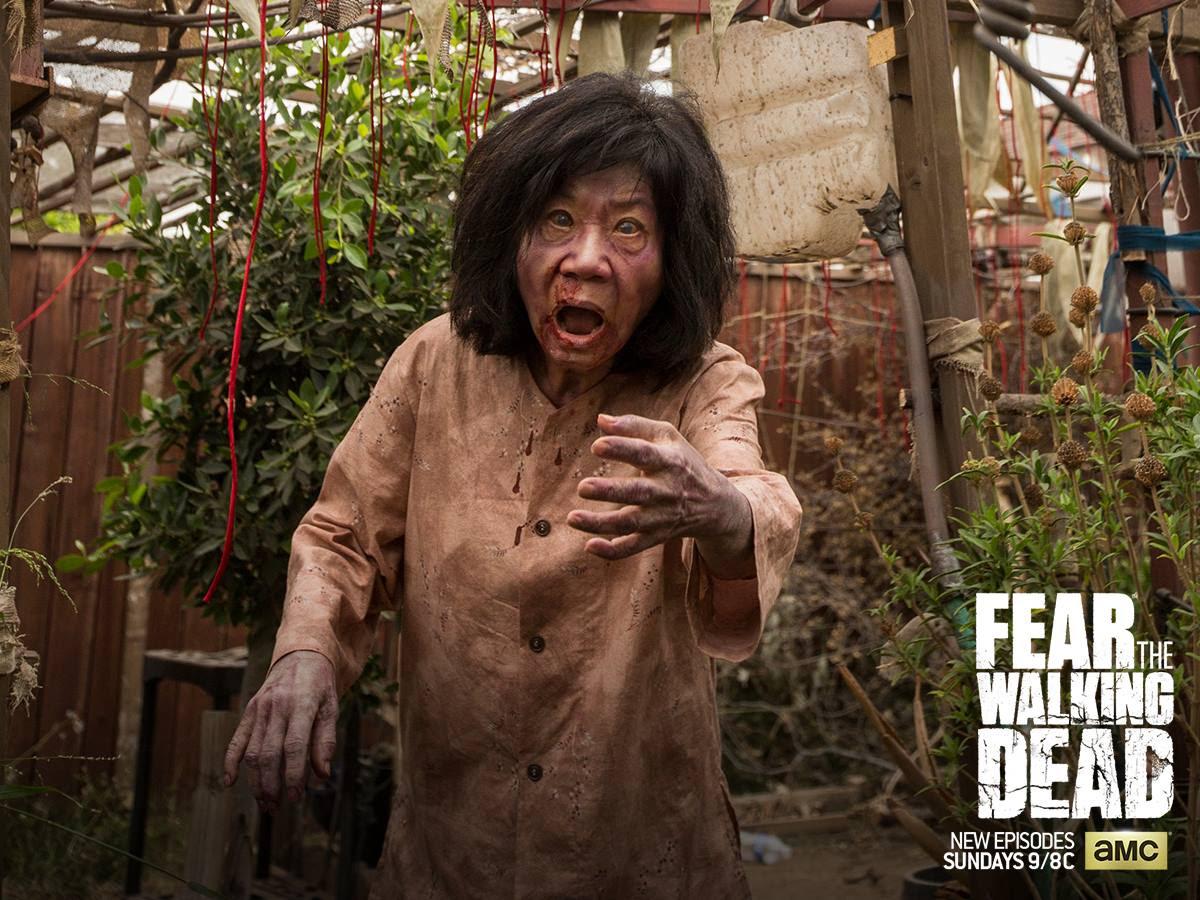 Resultado de imagem para Fear the Walking Dead season 4