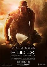 Locandina italiana Riddick