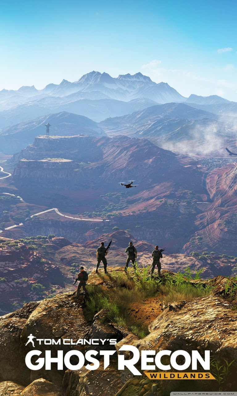 Ghost Recon Wildlands Ultra Hd Desktop Background Wallpaper For
