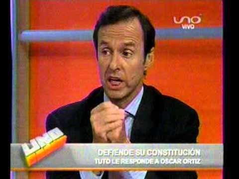 Tuto Quiroga y Tomasa Yarhui en Uno Decide (Parte 3)