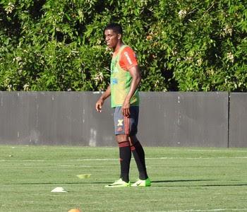 Berrío Flamengo (Foto: Fred Gomes)