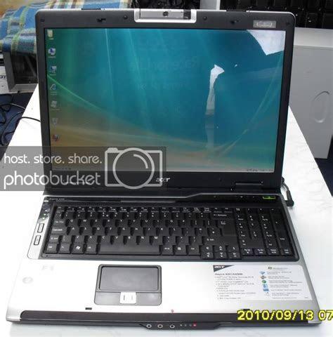 """ACER 9300 9301 9303 LAPTOP PC 17"""" 2GHZ 2GB 80GB WIFI UK"""