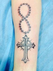Tatuajes De Cruz Perfect Bellos Diseos De Tatuajes De Cruces With