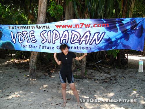 vote for sipadan
