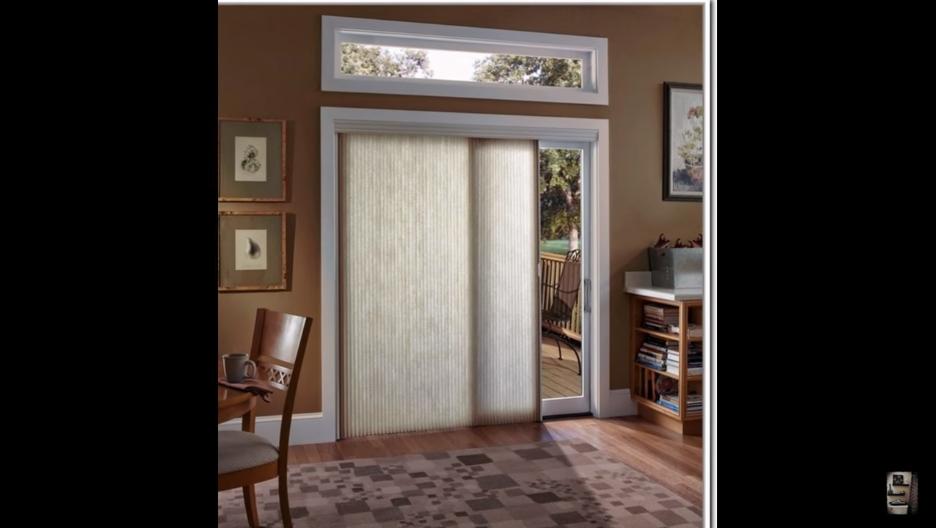 Patio Door Blinds in Toronto - Window Coverings for ...
