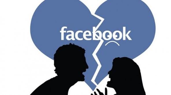 Το Facebook χωρίζει ζευγάρια