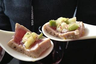 SF Chefs 2013 - Tuna by Poggio