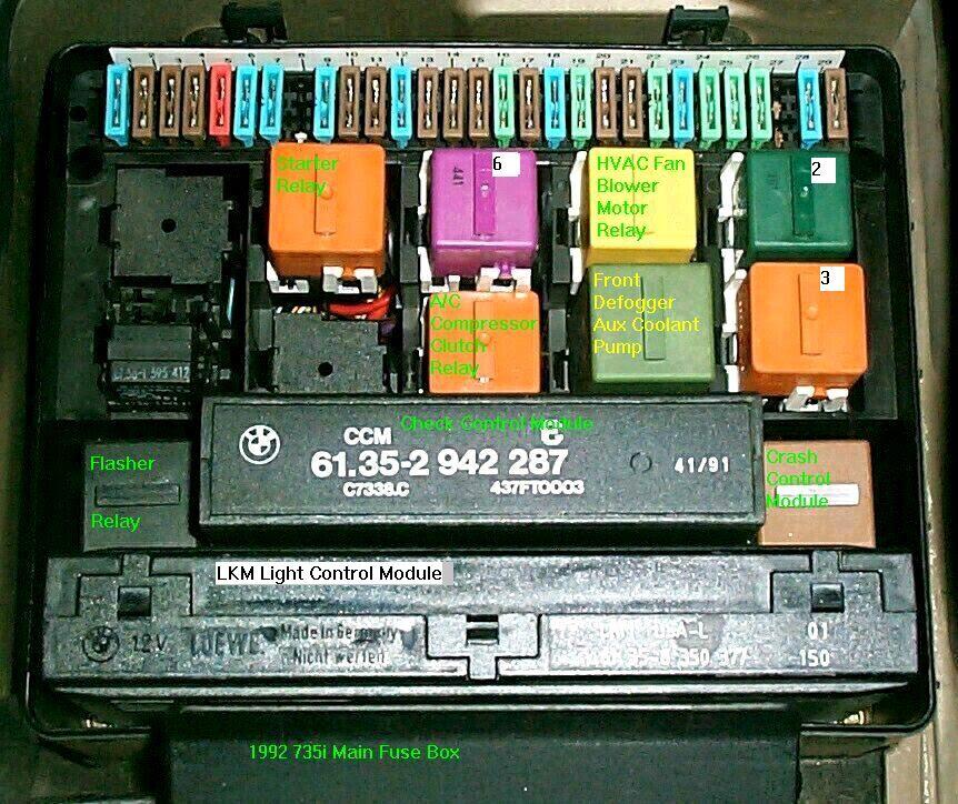 1992 Bmw 525i Fuse Box Diagram Wiring Diagram Permanent A Permanent A Emilia Fise It