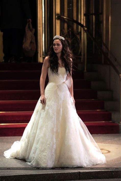 17 Best ideas about Blair Waldorf Wedding on Pinterest
