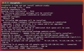 Linux Ubuntu Basic Commands