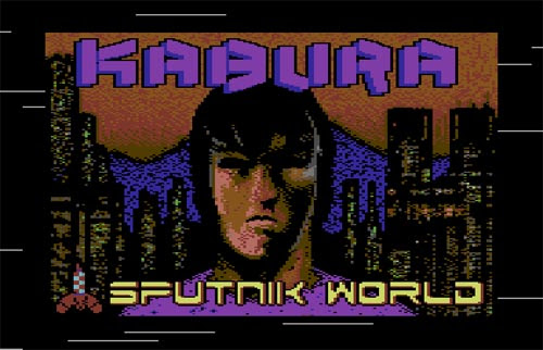 Kabura Commodore 64 - 7