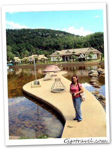 Betong Thai Hot spring