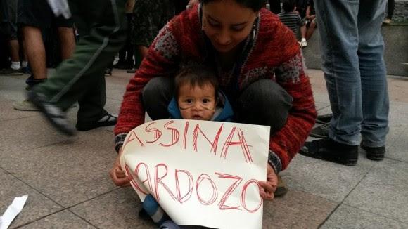Indígenas querem que ministro da Justiça assina as Portarias Declaratórias das Terras Indígenas na Grande São Paulo