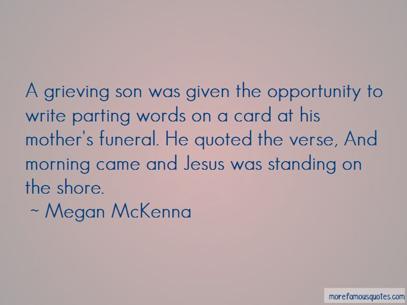 Quotes About Grieving A Son Top 6 Grieving A Son Quotes From Famous