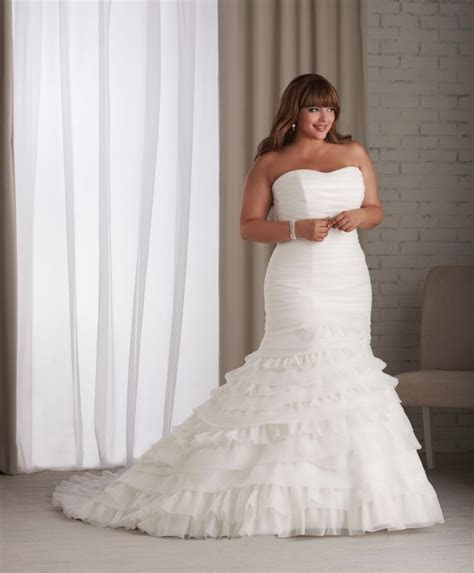 DressyBridal: Wedding Dresses for Full Figured Women