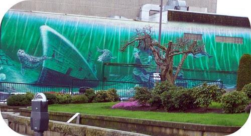 Nanaimo mural