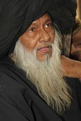 The Man of Peace - Peer Sayed Masoom Ali Shah Baba Malang Madari Asqan by firoze shakir photographerno1