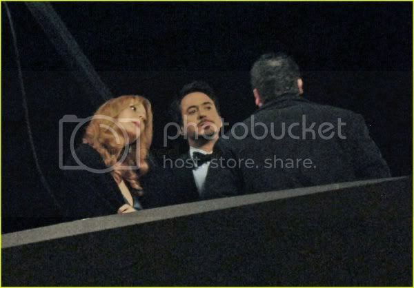 Downey & Paltrow