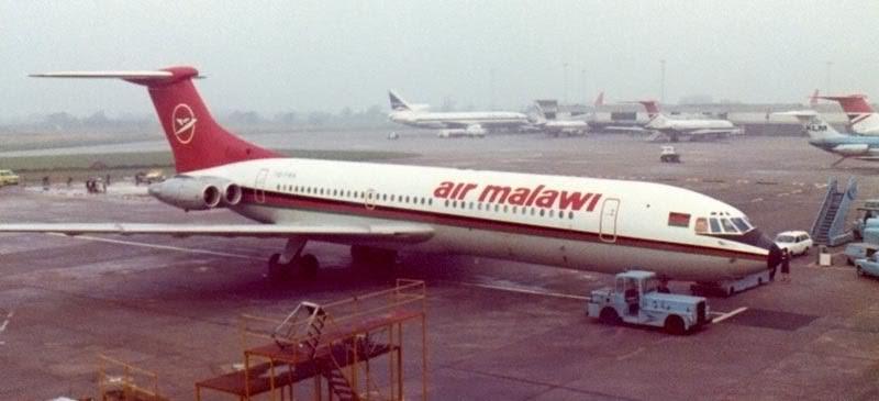 Air Malawi VC10