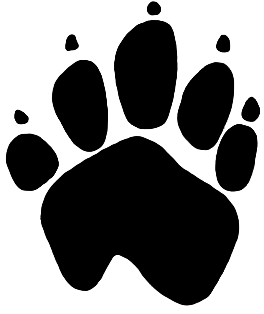 Dog Paw Print Transparent Png Stickpng