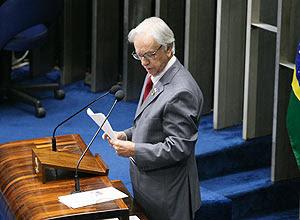 Itamar Franco é internado em SP para tratar leucemia