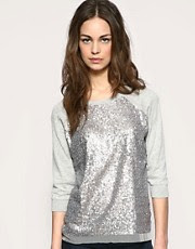 Whistles Sequin Jumper