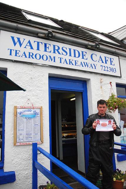 Waterside Cafe, Lochcarron