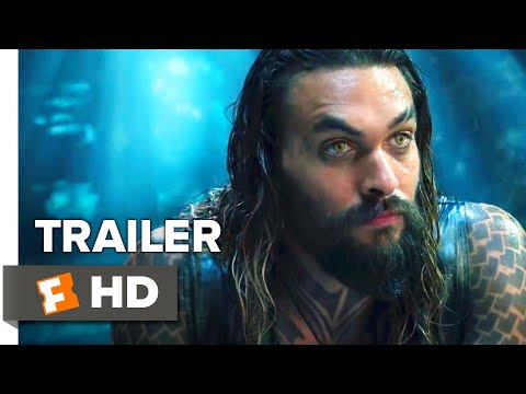Aquaman Final Trailer (2018)