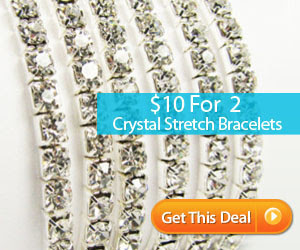 Crystal Stetch Bracelets