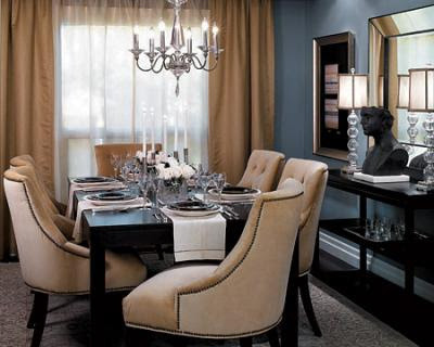 Dining Rooms By Candice Olson   Interior Design Ideas
