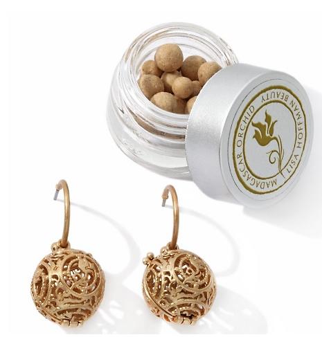 Perfume Earrings $60