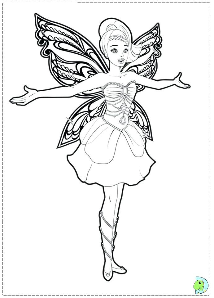 Water Fairy Coloring Pages at GetColorings.com | Free ...