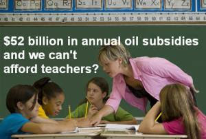 Teacher teaching subsidies