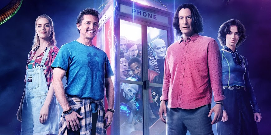 Bill & Ted Face the Music (2020) English Full Movie Watch Online