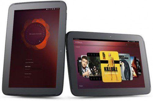 Ubuntu Tablets 500x331 Y llegó Ubuntu para tablets