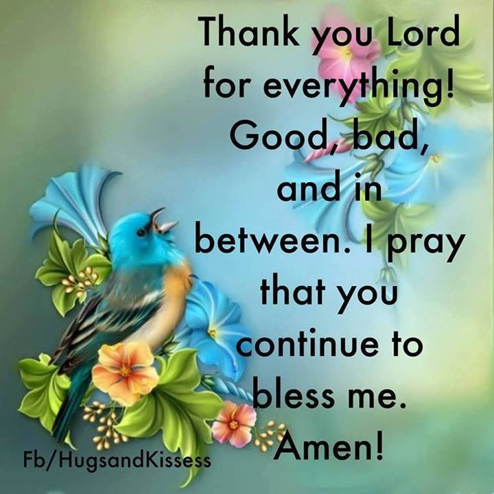 Thank You Lord For Everything Pictures Photos And Images For