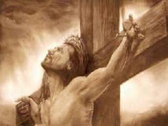 Septima Palabra De Jesús En La Cruz De Las Siete Palabras