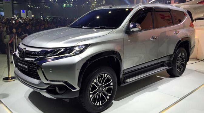 Mitsubishi Pasarkan Pajero Sport 2016 di Indonesia Mulai ...