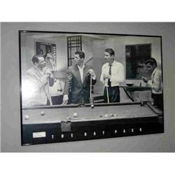 The Rat Pack Framed Wall Hanging