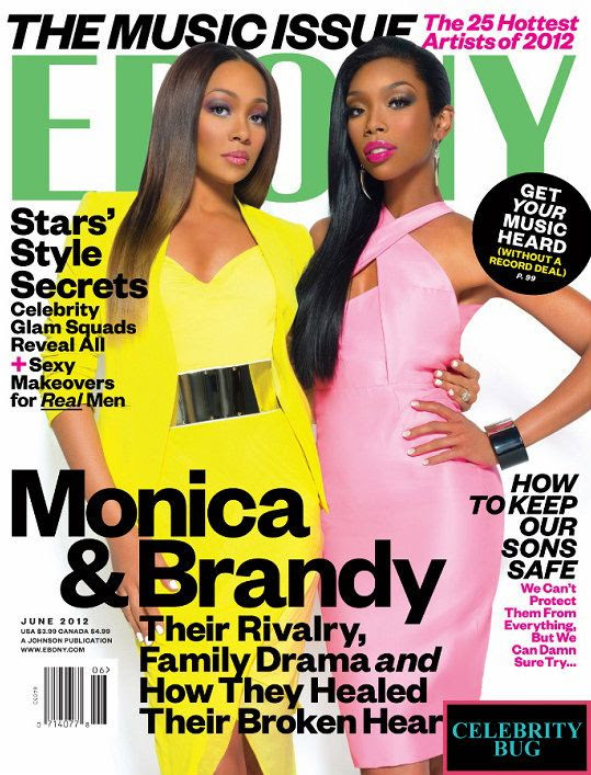 Ebony - June 2012, Brandy, Monica