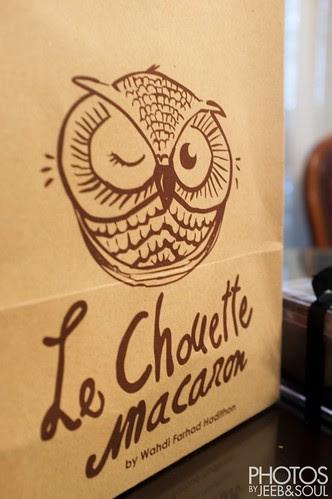 Le Chouette Macaron