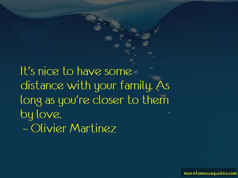 Long Distance From Family Quotes Top 5 Quotes About Long Distance